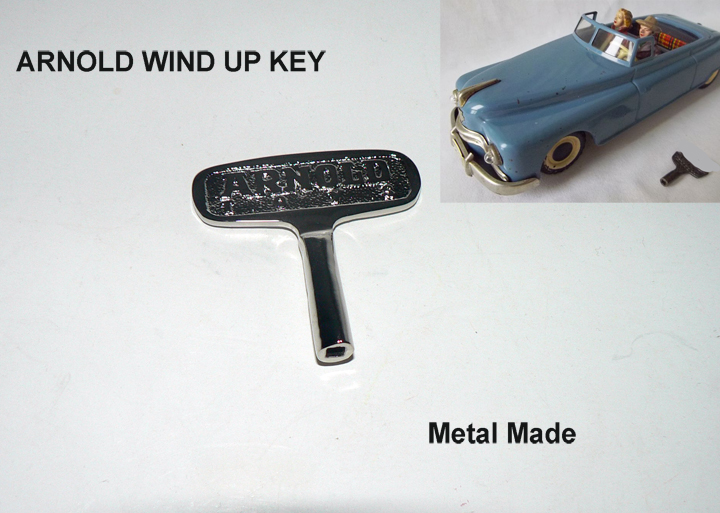 ARNOLD TOYS '' wind up Key ''