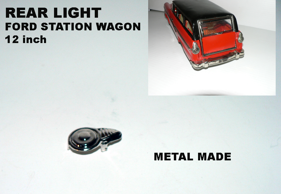 FORD REAR LIGHT (12 inch station wagon )