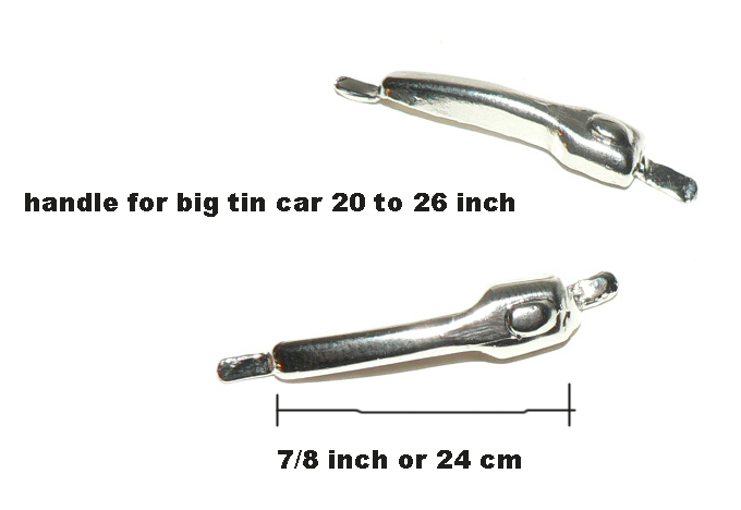 HANDLE FOR TIN CAR 20 TO 26 INCH ( 7/8 )