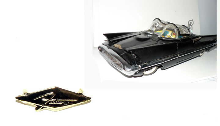 LINCOLN FUTURA HOOD ORNEMENT
