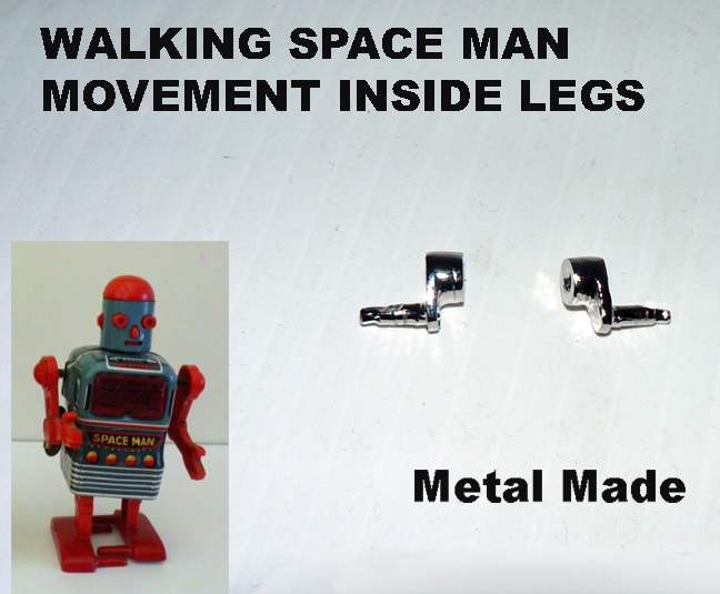WALKING SPACEMAN ( movement for legs )