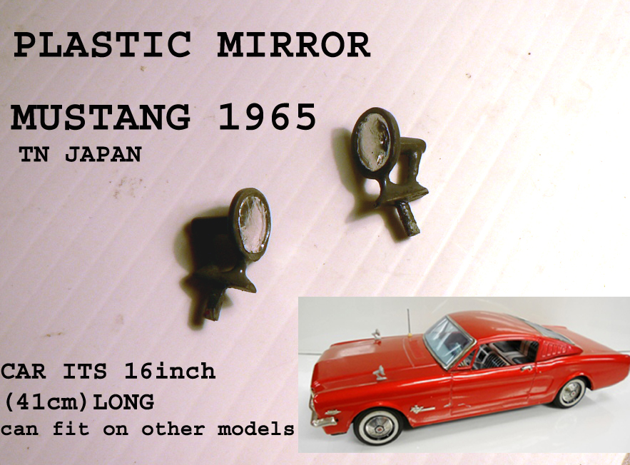 MUSTANG 1965 16 inch ( Mirror )