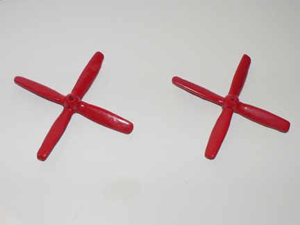 2 PROPELLOR FOR PLANE 2¾