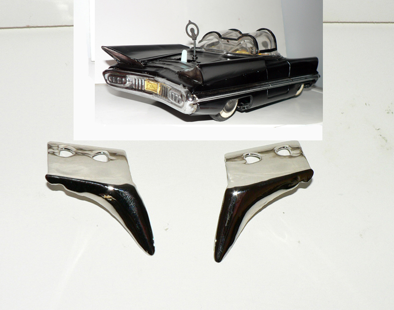 LINCOLN FUTURA REAR END FIN