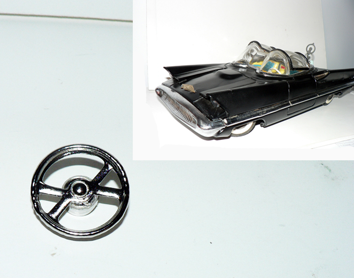 LINCOLN FUTURA steering wheel or other car