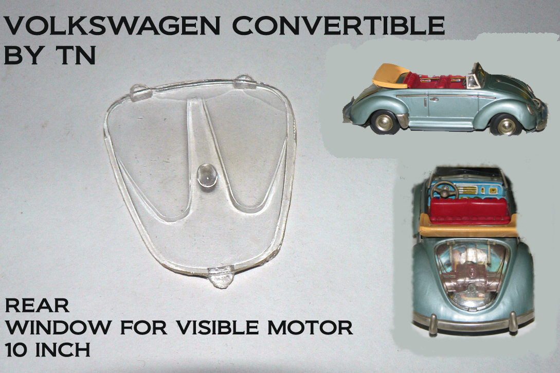 VOLKSWAGEN REAR WINDOW MOTOR by T.N