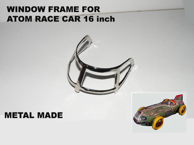 ATOM RACE CAR 16 inch '' WINDOW FRAME ''