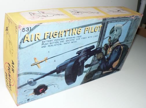 AIR FIGHTING PILOT