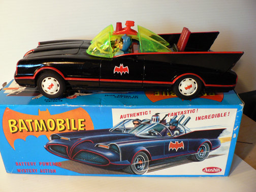 BATMOBILE ( Black version )