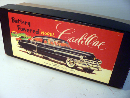 CADILLAC MARUSAN BOX ( very rare )