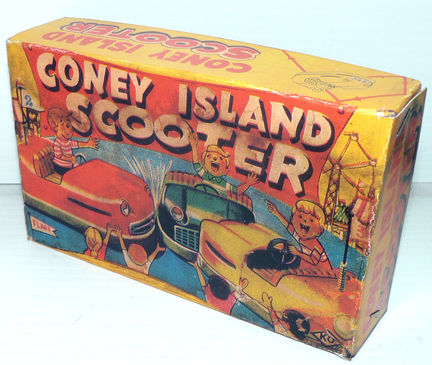 CONEY ISLAND SCOOTER