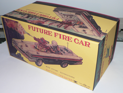 FUTUR FIRE CAR