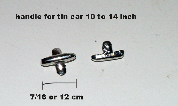 HANDLE FOR TIN CAR 10 TO 14 INCH ( 7/16 )