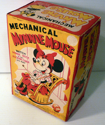 MECHANICAL MINNIE MOUSE