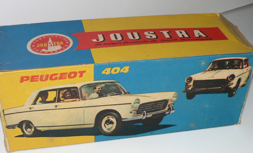 PEUGOT 11 inch BY JOUSTRA France BACK ORDER